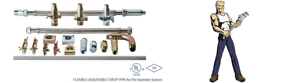 victaulic | Flex Drop Sprinkler